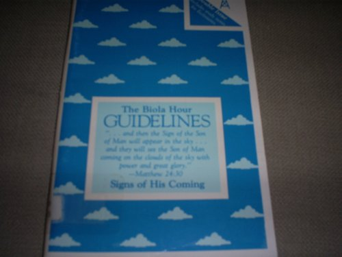 The Biola Hour Guidelines: Marriage and Family, David L., Dr Hocking