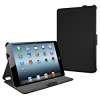 MiniSuit Slim Jacket Case Cover For The New IPad Mini With Multi-angle Viewing (Black)