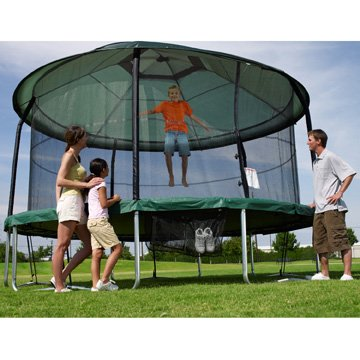#1 Jumpking 14u0027 Canopy For Jumppod  sc 1 st  Round Tr&oline & Round Trampoline: *1 Jumpking 14u0027 Canopy For Jumppod