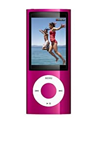 Apple iPod nano 8 GB Pink (5th Generation)  (Discontinued by Manufacturer)