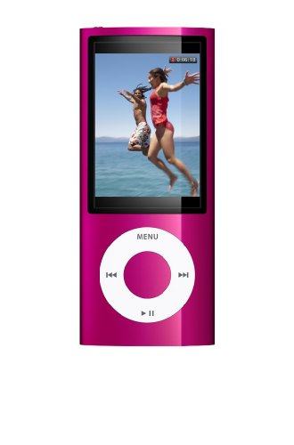 Apple iPod nano 8 GB Pink (5th Generation) OLD MODEL