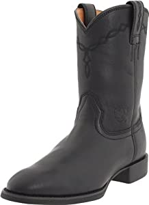 Ariat Men's Heritage Roper Boot,Black,11 M US