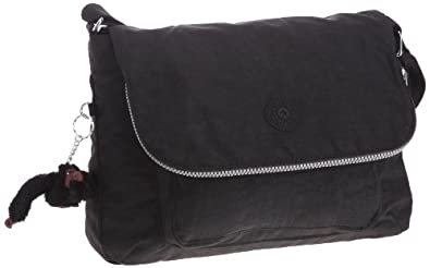 Kipling Women's Garan Shoulder Bag, Black, K15176