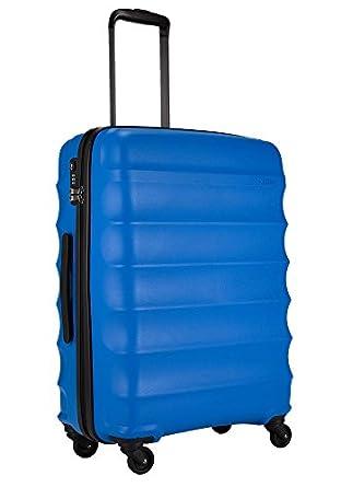 Antler Suitcase Juno 4-Wheel Case, Large, 130 Liters, Blue
