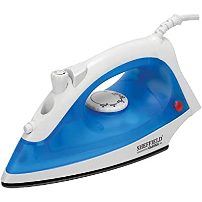 SHEFFIELD CLASSIC 9013 1200-Watt Steam Iron (Blue)