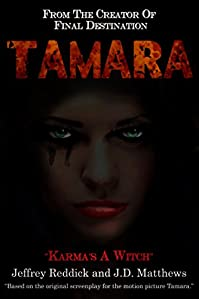 (FREE on 11/11) Tamara by Jeffrey Reddick - http://eBooksHabit.com