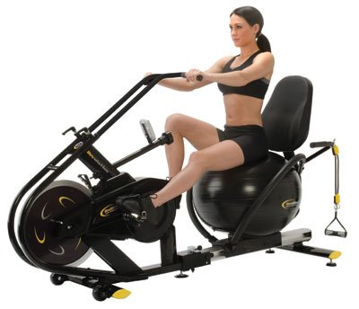 Exercise Bike Core Trainer