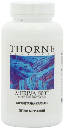 THORNE RESEARCH - Mervia-500 - 120ct [Health