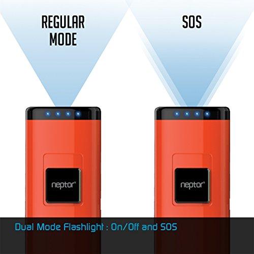 Neptor 2800mAh Portable Power Bank