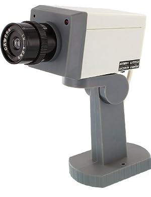 SE Fake Surveillance Camera with Sensor