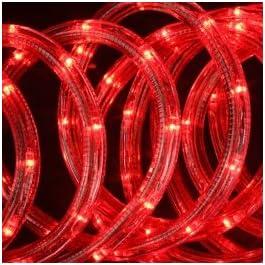 Tubo luminoso Rosso 10 m