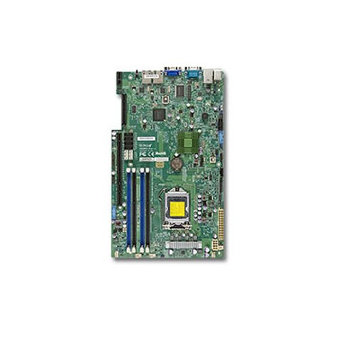 Supermicro MB S1155 X9SPU-F-O, MBD-X9SPU-F-O