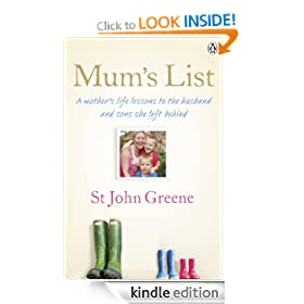 Mum's List: A Mother's Life Lessons to the Husband and Sons She Left Behind