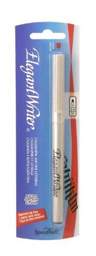 Speedball Elegant Writer Extra Fine Calligraphy Marker, Black