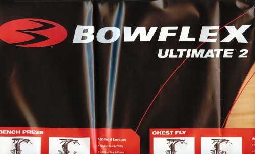 Bowflex Ultimate 2 Poster (Bowflex Chart compare prices)