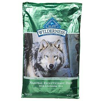 Blue Buffalo Wilderness Duck Recipe Dog Food