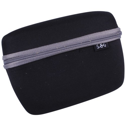 Tasche Case Huelle fuer TomTom bis 10,9cm (4,3 Zoll) schwarz für TomTom Start XL Europe Traffic Via 110 - Europe Via 110 - Regional Via LIVE 120 - western Europe XL LIVE STYLE EDITION