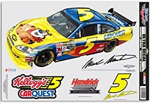 #5 Mark Martin Decal by WinCraft