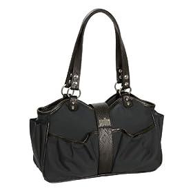 Caryn Espresso Diaper Bag