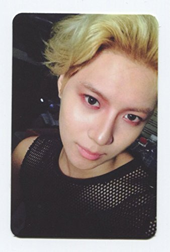 TAEMIN SHINee - ACE (1st Mini Album) OFFICIAL PHOTOCARD TRADING CARD [Type-C]
