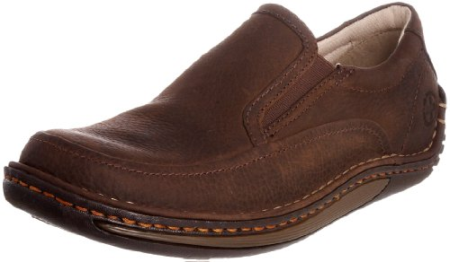 Dr Martens Men's Julian Dark Taupe Slip On Shoe 13815301 6 UK