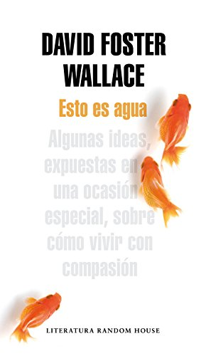 Esto Es Agua (Literatura Random House)