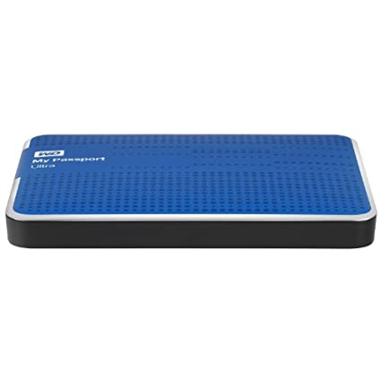WD My Passport Ultra USB 3.0 500GB External Hard Disk