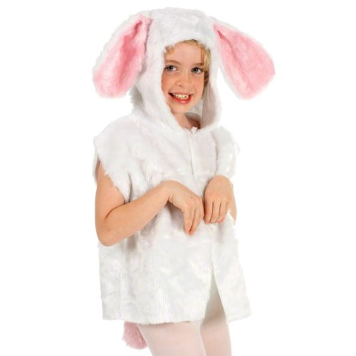 Rabbit T-shirt Style Costume for Kids