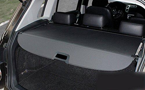 Icegirl Interior Rear Trunk Cargo Cover Security Shield Shade For VW Volkswagen Tiguan 2010 2011 2012 2013 2014 2015 (Volkswagen Cargo Cover compare prices)