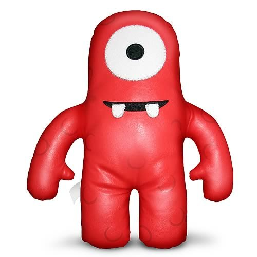 "PPW Yo Gabba Gabba Muno 12"" Designer Plush Individuals Toy Figure - 1"