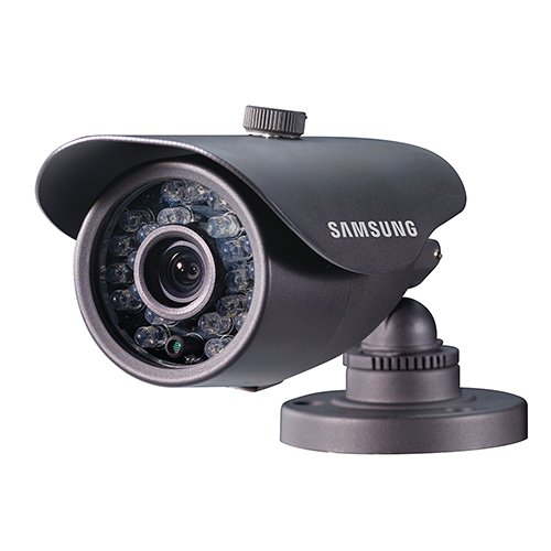 Samsung Sdc-5440Bc Weatherproof Night Vision Camera With 60Ft Cable Included