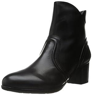 Everybody Women's Raine Boot, Black, 37.5 EU/7.5 M US