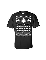 IamTee Ugly Christmas Sweater T Shirt