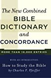 img - for New Combined Bible Dictionary and Concordance (Direction Books) book / textbook / text book
