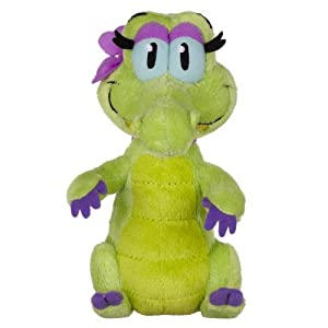 "Jakks Pacific Where's My Water Small Plush Wave 1 Alligator - 7"" Allie"
