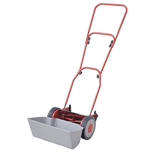 山善(YAMAZEN) 手押し芝刈り機「刈る刈るモア」(刈込幅200mm)KKM-200