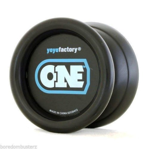 YoYoFactory ONE w/Extra String - Black