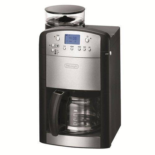 DeLonghi デロンギ 全自動ドリップコーヒーメーカー CMG310E-S
