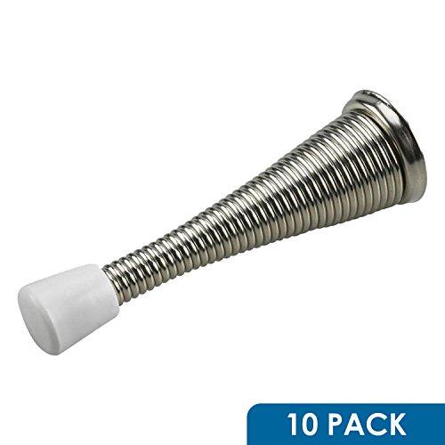 10-pack-rok-hardware-3-1-8-flexi-spring-heavy-duty-door-stop-brushed-nickel