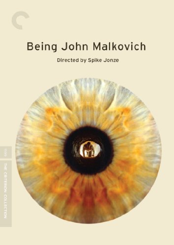 Cover art for  Being John Malkovich (Criterion Collection)