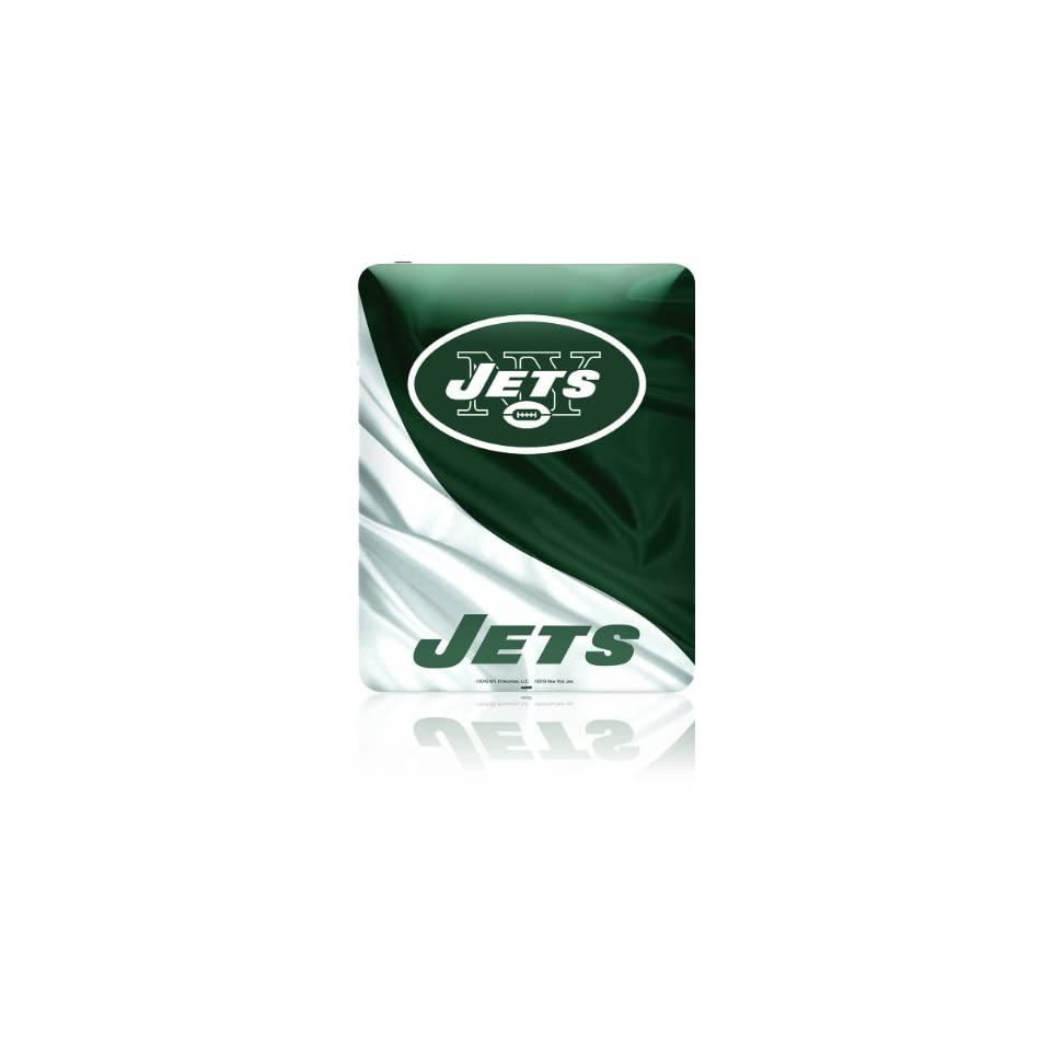 Skinit Protective Skin (Fits Apple iPad 4); NFL  York Jets Logo