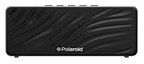 Polaroid 2014 Portable Bluetooth Speaker, Connects To All Devices, (Black)