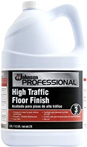 Johnson S.c. & Sons Inc. 71996 High Traffic Floor Finish Gallon