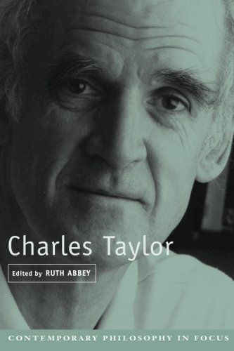 Charles Taylor (Contemporary Philosophy in Focus)