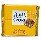 Ritter Sport Cornflakes Chocolate 100 G.