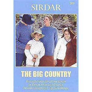 Sirdar pattern books - Knitting yarn, wool, needles, patterns