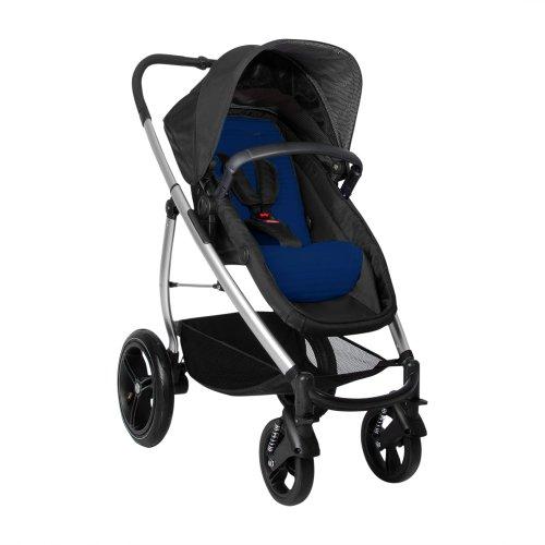 phil&teds Smart Lux Stroller, Cobalt