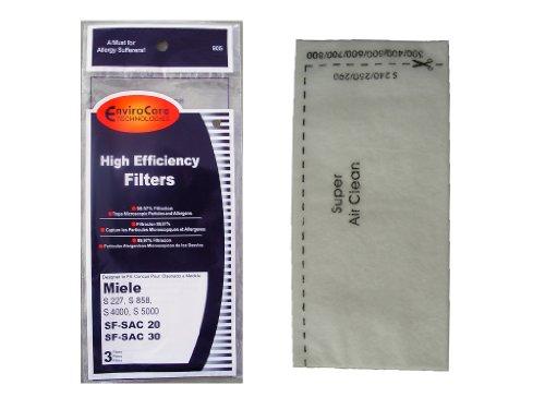 1 pk RAINBOW//REXAIR E2 HEPA Filter Exhaust E Series Tank AFTER 9280000 Part 970
