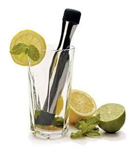 Stainless Steel Hand Held Mojito Muddler