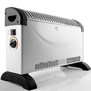 radiateur lectrique convecteur chauffage d 39 appoint lectrique 2000w neuf. Black Bedroom Furniture Sets. Home Design Ideas
